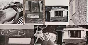 ROBERT RAUSCHENBERG: PHOTOGRAPHS - Rare Fine Copy of The First American Edition/First Printing...