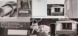 ROBERT RAUSCHENBERG: PHOTOGRAPHS - Rare Fine Copy: Rauschenberg, Robert (Artist);