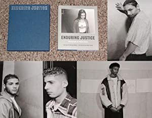 ENDURING JUSTICE: PHOTOGRAPHS BY THOMAS ROMA - Rare Pristine Copy of The Limited Slipcased Edition ...