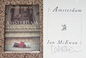AMSTERDAM - Scarce Fine Copy of The First American Edition/First Printing: Signed by Ian ...