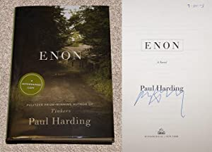 ENON - Scarce Pristine Copy of The First Hardcover Edition/First Printing: Signed And Dated (...