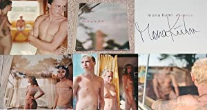 EVIDENCE: PHOTOGRAPHS BY MONA KUHN - Rare Pristine Copy of The First Hardcover Edition/First ...