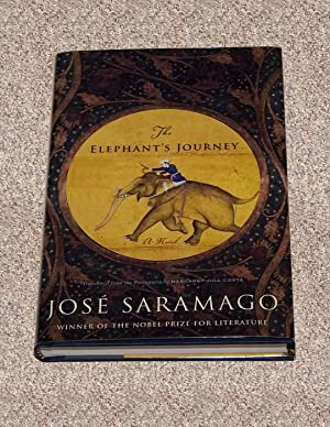 THE ELEPHANT'S JOURNEY - Scarce Fine Copy of The First American Edition/First Printing: ...