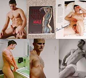 THE NUDE MALE: 21ST CENTURY VISIONS - Rare Fine Copy of The First Edition/First Printing: ...