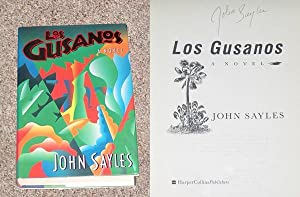 LOS GUSANOS - Scarce Fine Copy of The First Hardcover Edition/First Printing: Signed by John ...