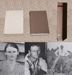 LET US NOW PRAISE FAMOUS MEN/A DEATH IN THE FAMILY/SHORTER FICTION - Rare Fine Copy of ...