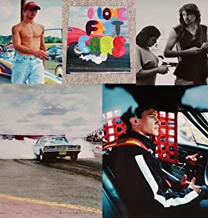 I LOVE FAST CARS: PHOTOGRAPHS BY CRAIG MCDEAN - Scarce Fine Copy of The First Hardcover Edition&#...