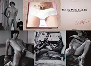 THE BIG PENIS BOOK: 3D - Rare Pristine Copy of The Special 3D Edition: Signed By The Editor/...