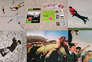 IN SOCCER WONDERLAND: A FAN'S VISION OF FOOTBALL (WITH A FAN'S SOUVENIR FOOTBALL STAMP ...