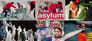 ASYLUM - Rare Fine Copy of The: Rosefeldt, Julian (Photographer/Author);