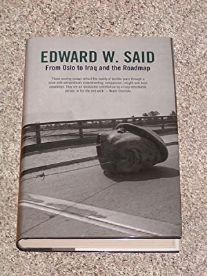 FROM OSLO TO IRAQ AND THE ROADMAP - Scarce Pristine Copy of The First Hardcover Edition/First ...