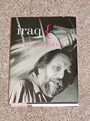 IRAQ: THE BORROWED KETTLE - Scarce Pristine Copy of The First Hardcover Edition/First Printing...