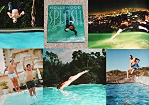 HOLLYWOOD SPLASH: PHOTOGRAPHS BY VERONIQUE VIAL - Scarce Pristine Copy of The First Hardcover ...