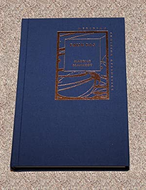 FAUX PAS - Rare Fine Copy of The First American Edition/First Printing: Blanchot, Maurice (...