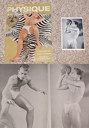 "JIM STRYKER: ""BASKETBALL IN JOCKSTRAP"" PHOTOGRAPHS BY WALTER KUNDZICZ - Rare Fine Set: ..."