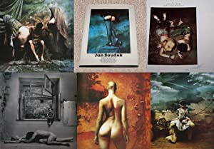 "JAN SAUDEK: DIVADLO ZIVOTA (""JAN SAUDEK: THEATRE OF LIFE"") - Rare Fine Copy of The First ..."