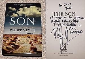 THE SON: THE FIRST BRITISH EDITION - Rare Fine Copy of The First British Edition/First ...