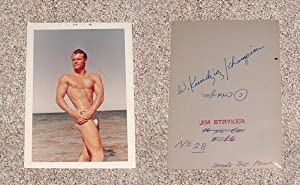 "JIM STRYKER: ""BIKINI BRIEF"" COLOR PHOTOGRAPH BY: Kundzicz, Walter (Champion"
