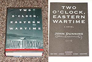 TWO O'CLOCK, EASTERN WARTIME - Scarce Pristine Copy of The First Hardcover Edition/First ...