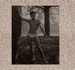 MALE NUDE: BLACK-AND-WHITE ARCHIVAL PRINT - Rare Fine Original Vintage Photographic Print - ONLY ...
