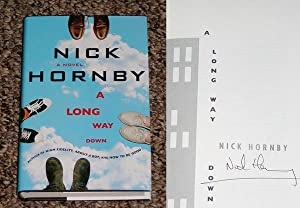 A LONG WAY DOWN - Scarce Pristine: Hornby, Nick