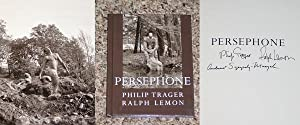 PERSEPHONE: THE LIMITED EDITION - Rare Pristine Copy of The Limited Edition: Multi-Signed by Philip...