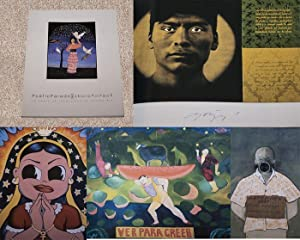 POETIC PARADOX: TEN YEARS OF INNOVATION IN LATINO ART - WITH WORK BY LUIS GONZALEZ PALMA - Rare ...