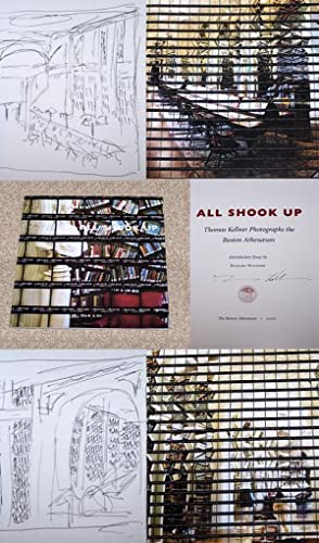 ALL SHOOK UP: THOMAS KELLNER PHOTOGRAPHS THE BOSTON ATHENEUM: THE LIMITED EDITION - Rare Pristine ...