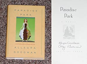 PARADISE PARK - Scarce Fine Copy of The First Hardcover Edition/First Printing: Signed by ...