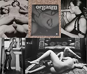 ORGASM - Scarce Pristine Copy of The First American Edition/First Printing: Ward, Tony (...