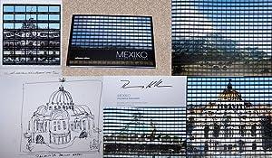 """MEXIKO (""""MEXICO"""") : THE DELUXE EDITION WITH ORIGINAL COLOR PRINT - Rare Pristine Copy of ..."""