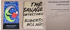 THE SAVAGE DETECTIVES - Rare Fine Copy: Bolano, Roberto (Author)
