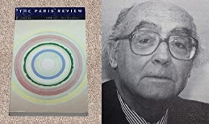 THE PARIS REVIEW: THE ART OF FICTION INTERVIEW WITH JOSE SARAMAGO - Rare Fine Copy of The Landmark ...