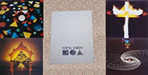 KAMIL VARGA: SPIRALS - Rare Fine Copy of The Postcard Collection: The Complete Set - ONLY COPY ...