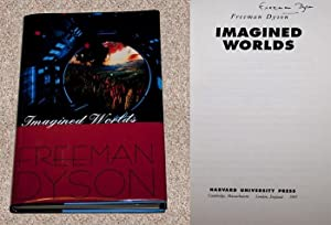 IMAGINED WORLDS: THE JERUSALEM HARVARD LECTURES - Rare Fine Copy of The First Hardcover Edition&#...