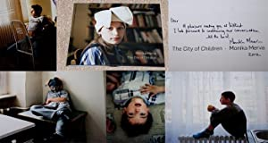 THE CITY OF CHILDREN: PHOTOGRAPHS BY MONIKA MERVA - Rare Fine Copy of The First Hardcover Edition&#...