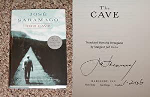 THE CAVE - Scarce Fine Copy of The First American Edition/First Printing: Signed And Dated by ...