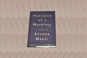 PORTRAITS OF A MARRIAGE - Scarce Pristine Copy of The First American Edition/First Printing: ...