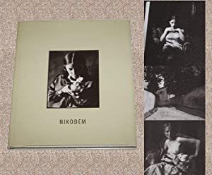 NIKODEM: PHOTOGRAPHIC ESSAYS ON INTIMACY - Rare Pristine Copy of The Exhibition Catalog: Nikodem, ...