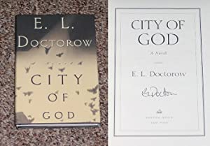 CITY OF GOD - Scarce Pristine Copy of The First Hardcover Edition/First Printing: Signed by ...