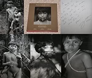 FACES OF THE RAINFOREST: THE YANOMAMI: PHOTOGRAPHS AND JOURNALS BY VALDIR CRUZ - Rare Fine Copy of ...