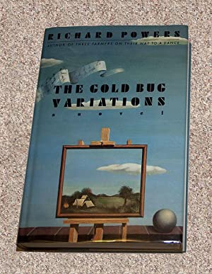 THE GOLD BUG VARIATIONS - Rare Review Copy of The First Hardcover Edition/First Printing: ...