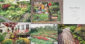 PRIVATE PLACES: PHOTOGRAPHS OF CHICAGO GARDENS - Rare Pristine Copy of The Limited Edition: Signed ...