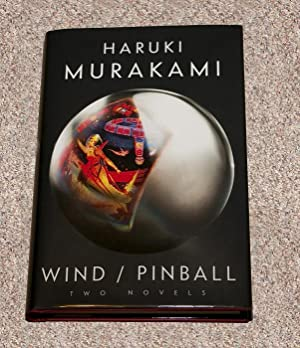 WIND/PINBALL: TWO NOVELS - Scarce Pristine Copy of The First American Edition/First ...