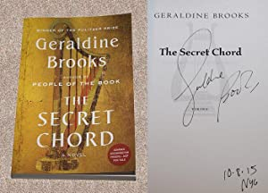 THE SECRET CHORD: THE UNCORRECTED PROOF - Rare Pristine Copy of The Advance Reader's Edition&#...