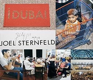 IDUBAI: PHOTOGRAPHS BY JOEL STERNFELD - Rare Pristine Copy of The First Hardcover Ediiton/...