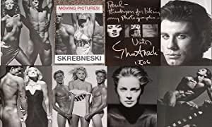 MOVING PICTURES! : 40 YEARS OF MOVING: Skrebneski, Victor (Artist/Photographer);