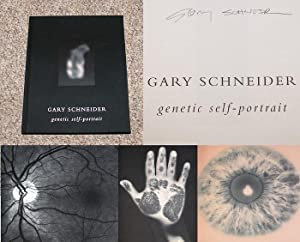 GARY SCHNEIDER: GENETIC SELF-PORTRAIT - Rare Fine Copy of The First Hardcover Edition/First ...