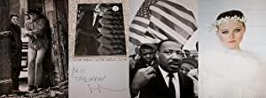 "STEVE SCHAPIRO: THEN AND NOW - Rare ""Autographed Copy"" of The First Hardcover Edition&#..."