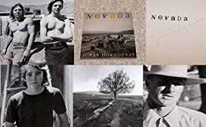 NEVADA, A JOURNEY: PHOTOGRAPHS BY JONAS DOVYDENAS - Rare Fine Copy of The First Hardcover Edition&#...
